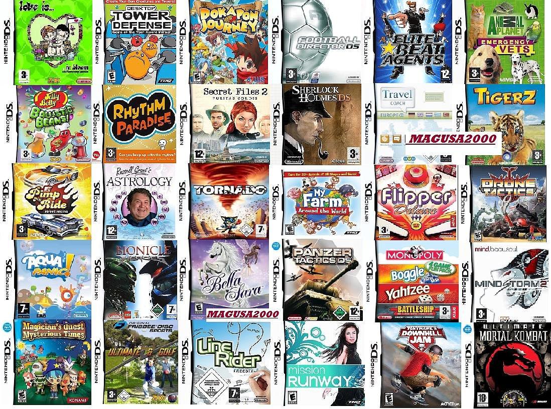 gratis juegos de nintendo: