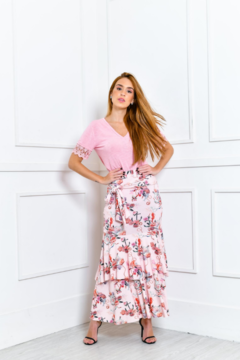 Vestido Light Pink