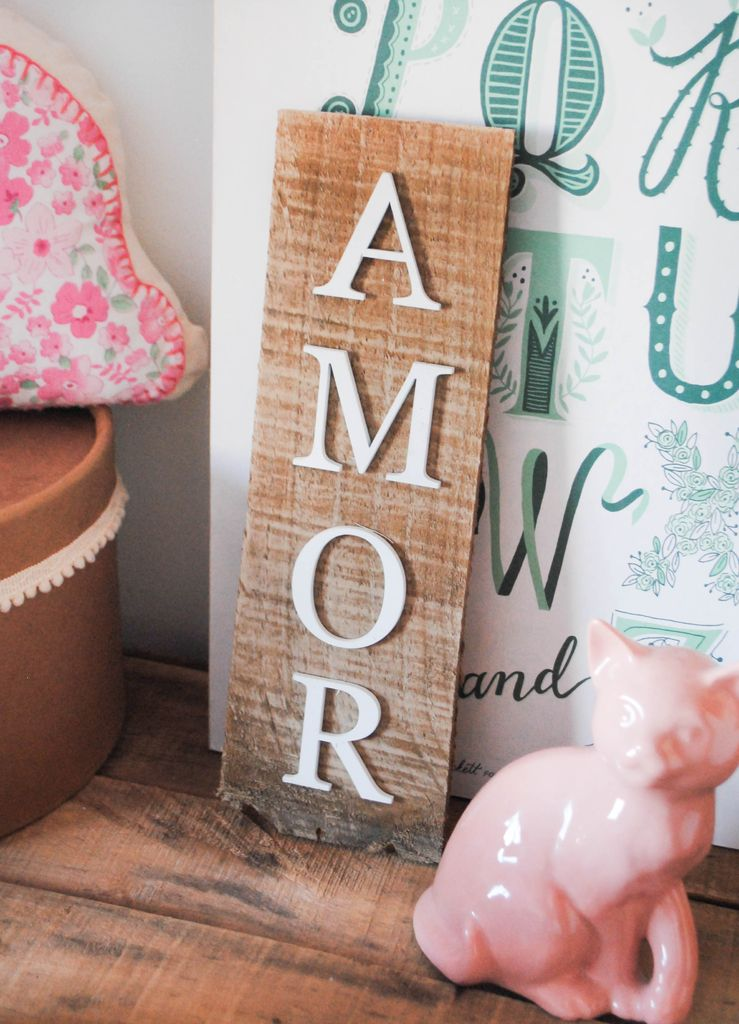 (Consultar Stock) Cartel_Amor Vertical