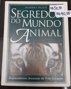 SEGREDO DO MUNDO ANIMAL - Autor: SEM AUTOR