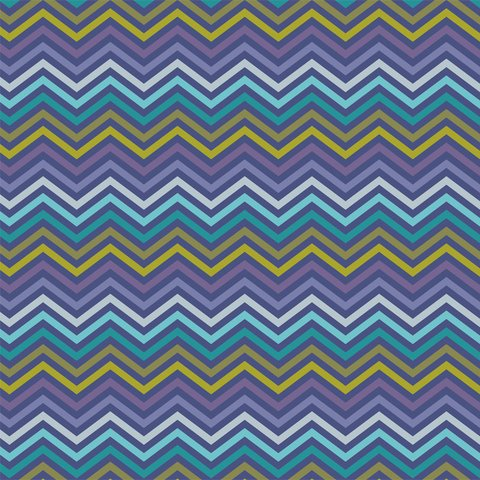 Papel Picado - Chevron en internet