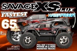 HPI Savage XS Flux