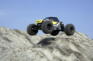 Kyosho Rock Force 2.2