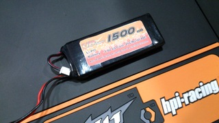 Bateria Li-PO VB Power 2S 1500 mAh