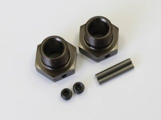Front Wide Wheel Hub (2pcs/Gun