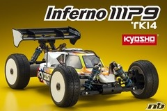 PROXIMAMENTE: Kyosho MP9 TKI4