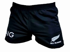 Short de rugby IMAGO All Blacks Maorí - comprar online
