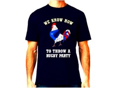 Remera KIRIBATI rugby party