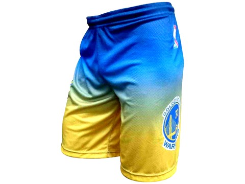 Short NBA Golden State Warriors