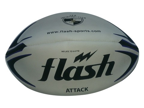 Pelota de rugby FLASH Attack Sporting Club