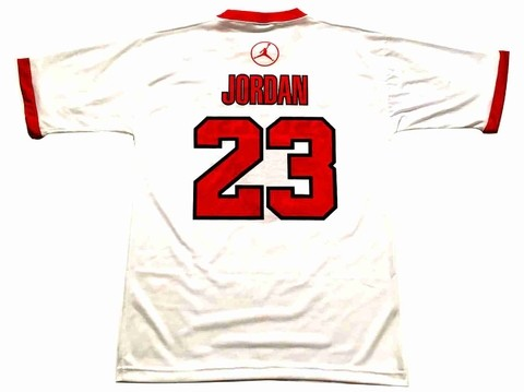 Remera A'S NBA Chicago Bulls Jordan en internet