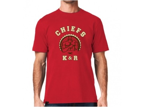 Remera KIRIBATI Chiefs first
