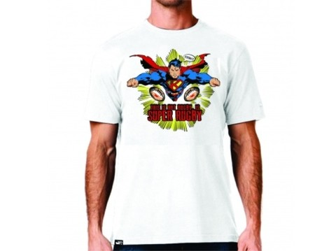 Remera KIRIBATI Comics Superman