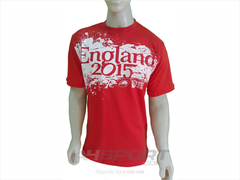 Remera Lions XV England red