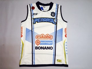 Camiseta A'S Peñarol Mar del Plata alternativa 2015/16