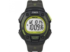 Reloj TIMEX Ironman 30 LP Black/Green T5k824