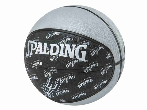 Pelota SPALDING NBA Team San Antonio Spurs