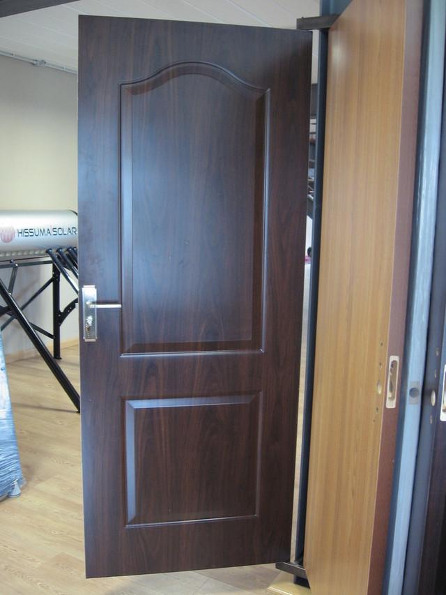 Puerta de melamina de 0 80x2 00 con moldura marco de - Burlete para puertas ...