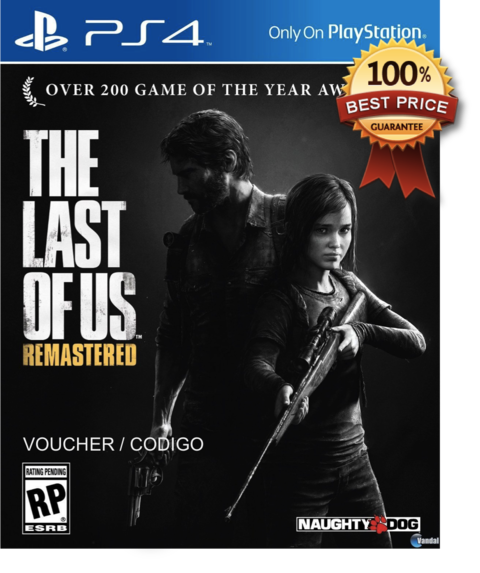 Codigo The Last Of US Remastered