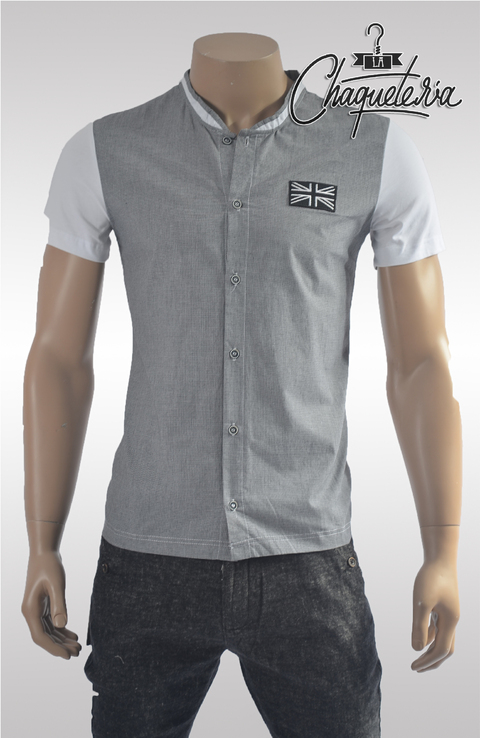 Camiseta SLIM FIT California - Marca La Chaquetería