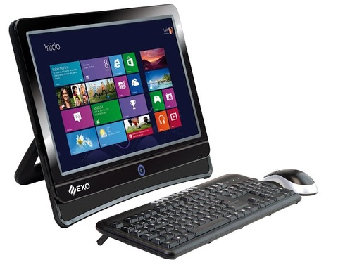 AIO EXO Style L3-A2345s 2020M 4gb RAM HDD 500gb