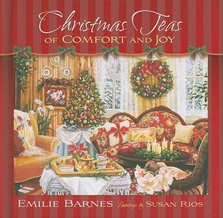Christmas Teas of Comfort and Joy