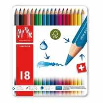 Lapices Caran d'ache Fancolor x 18