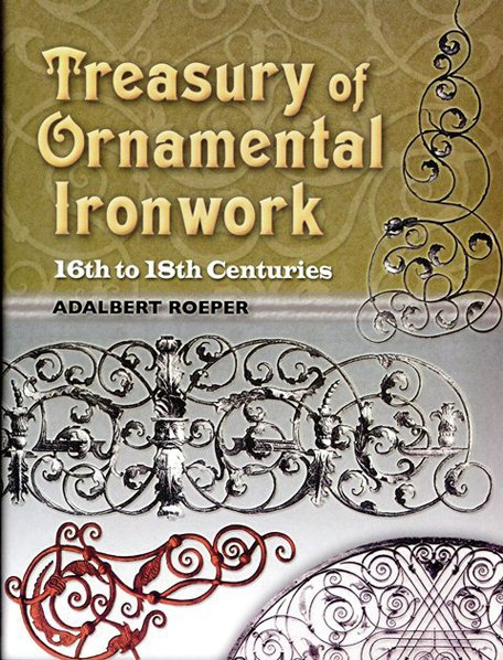 Treasury Of Ornamental Iron Work