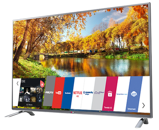 LG CINEMA 3D SMART TV 47