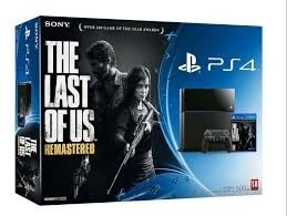 Consola Playstation 4 500GB LastOfUs