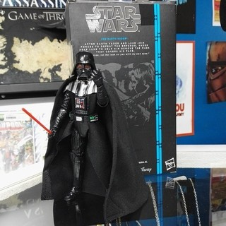 Star Wars: Figura Darth Vader Black Series