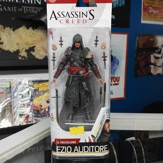 Assassins Creed: Figura Ezio Auditore