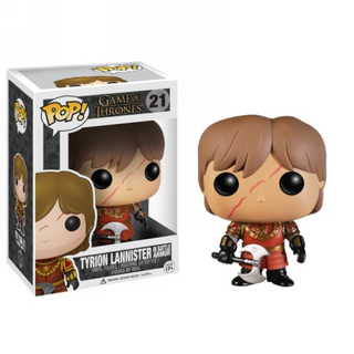Game Of Thrones: Figura Funko Pop Tyrion Lannister Battle Armor
