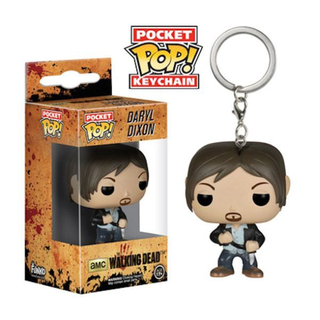 The Walking Dead: Daryl Dixon Llavero Funko POP
