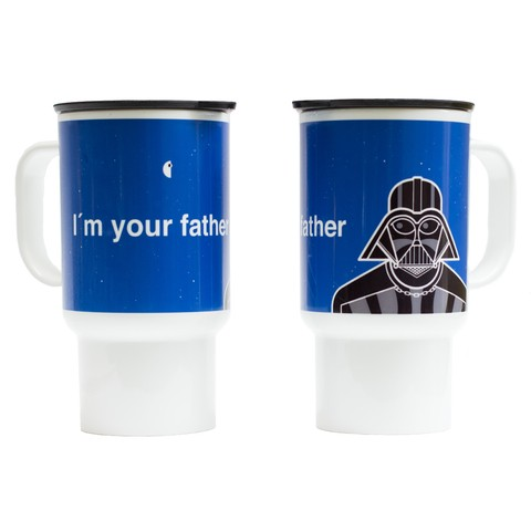 Taza térmica I'm your father