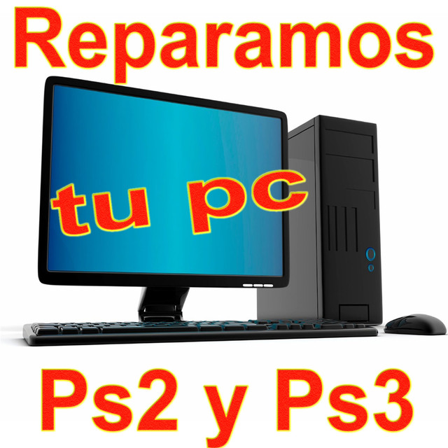 Reparacion De Pc, Formateo Win 7 .flasheo Ps3 Chipeo Ps2
