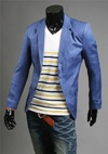 Blazer Casual Fashion Corte Ingles - en 5 Colores