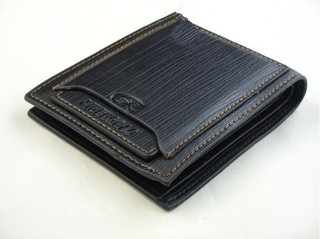 Billetera Elegante Fashion Masculina - Negra