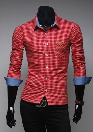 Social Chess Classic Casual Shirt - in 4 Colors
