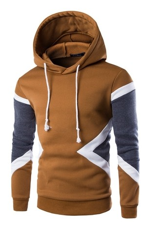 Youth Coat Fashion Design Bumpy Hooded - in 5 Colors