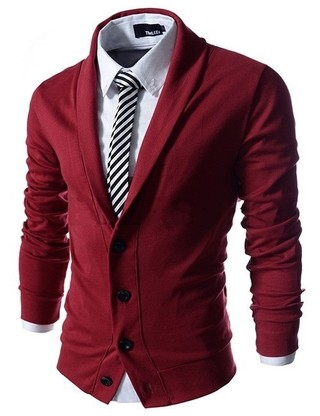 Cardigan Fashion Elegante - Color Solido - en 6 Colores