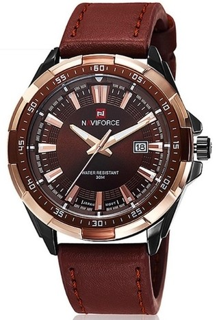 Casual Sports Watch NAVIFORCE NF9056 - in 4 Colors