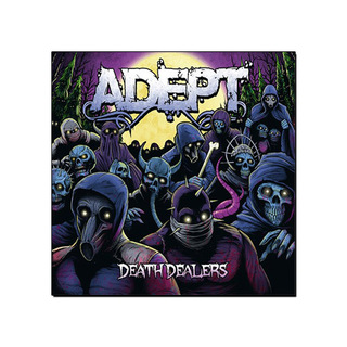 Adept - Death Dealers [CD]