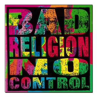 Bad Religion - No Control [LP]
