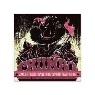 Zander, Bullet Bane, Fire Driven & Plastic Fire - Chumbo [CD]