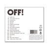 OFF! - Self Titled [CD Digipack]