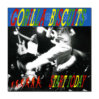 Gorilla Biscuits - Start Today  [LP]