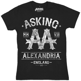 Asking Alexandria - Black Label