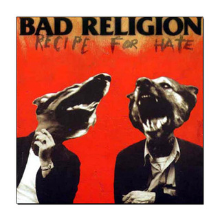 Bad Religion - Recipe For Hate [LP]