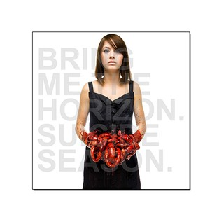 Bring Me The Horizon ?- Suicide Season [CD]